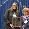 Jo Ann L. Moller Outstanding Advisor of the Year: Mary Mather