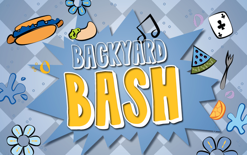 Image result for backyard bash graphic