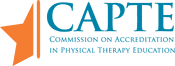 Commission on Accreditation in Physical Therapy Education (CAPTE) Logo