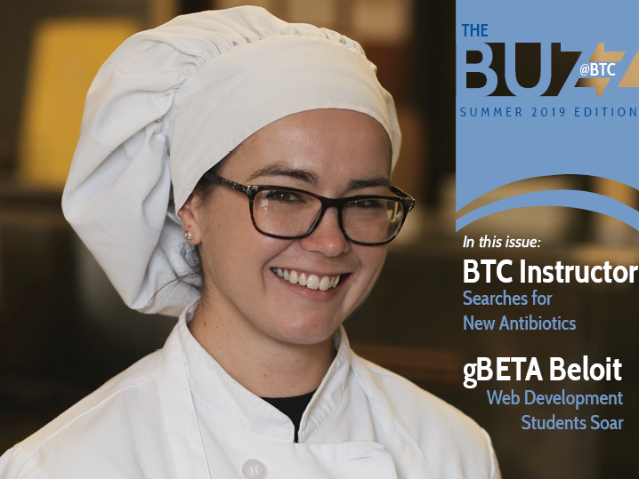 Buzz at BTC Magazine Cover (Summer 2019)